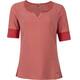 Marmot Cynthia Kortærmet T-shirt Damer rød